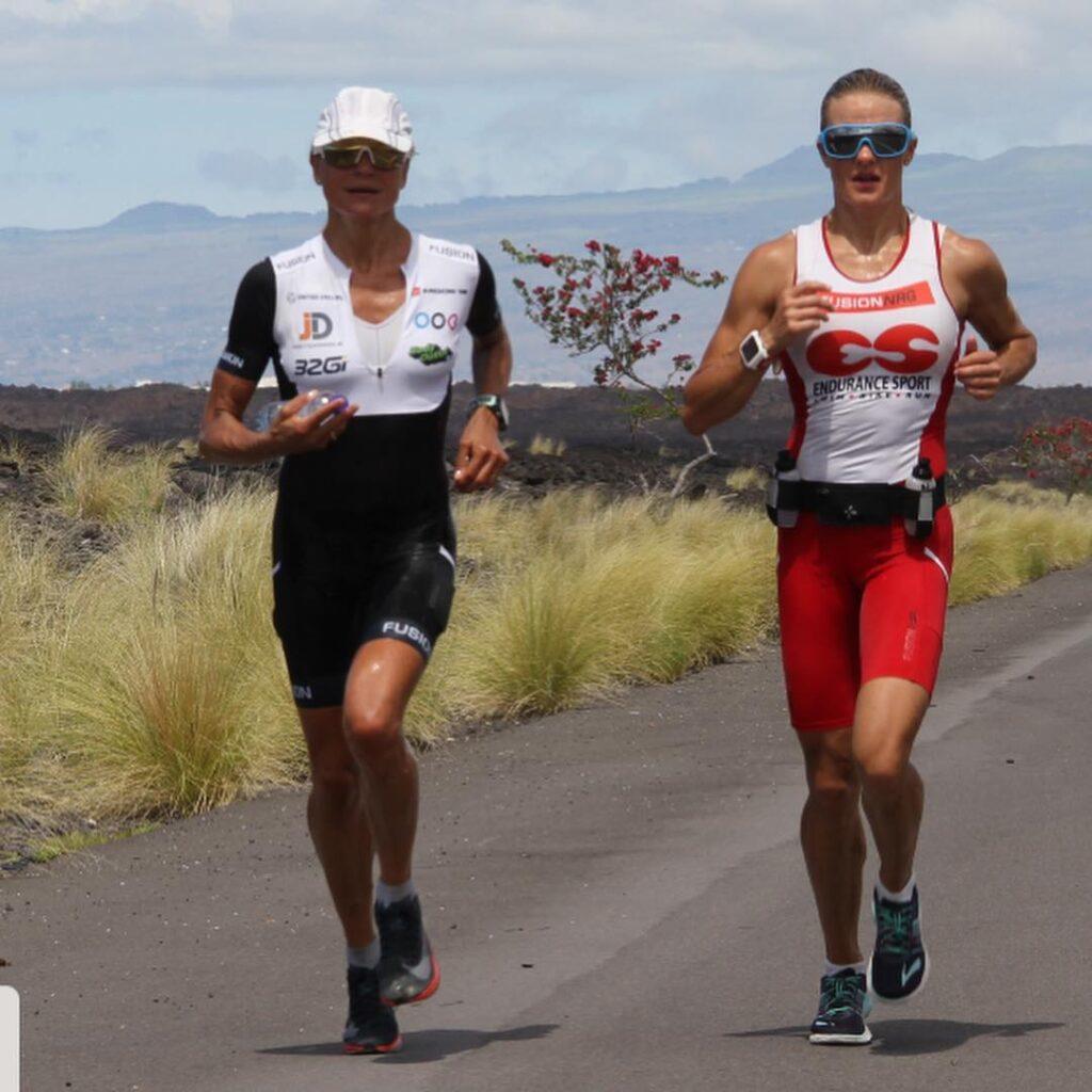 Chrisitna Svejstrup og Janette Dommer har i flere år trænet efter OOB life metodne. I 2018 blev de nummer 1 og 2 af samtlige kvindelige amatører ved Ironman World Championship på Hawaii.